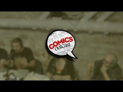 Comics Outcast #32 : En direct et en public !