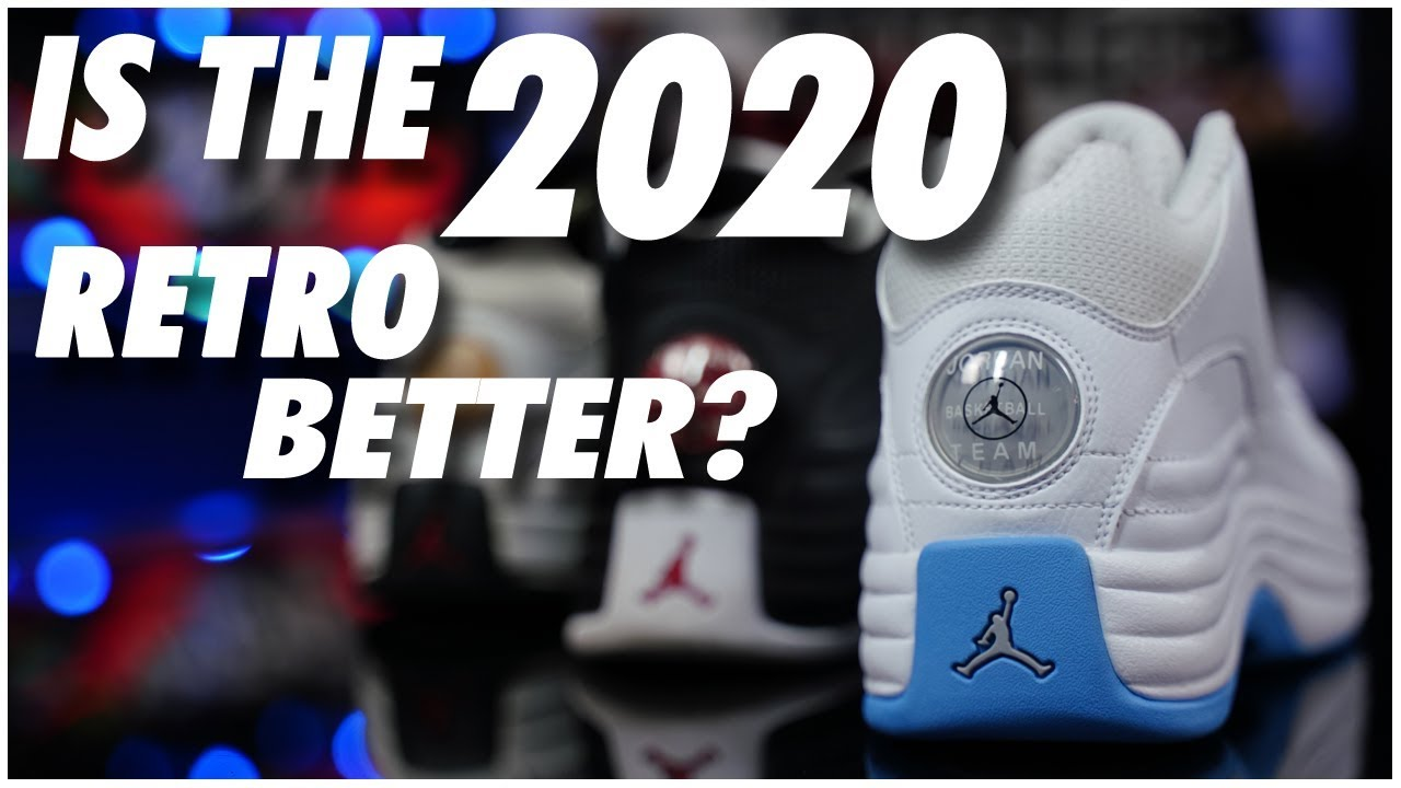 Is The 2020 Retro Any Better Youtube