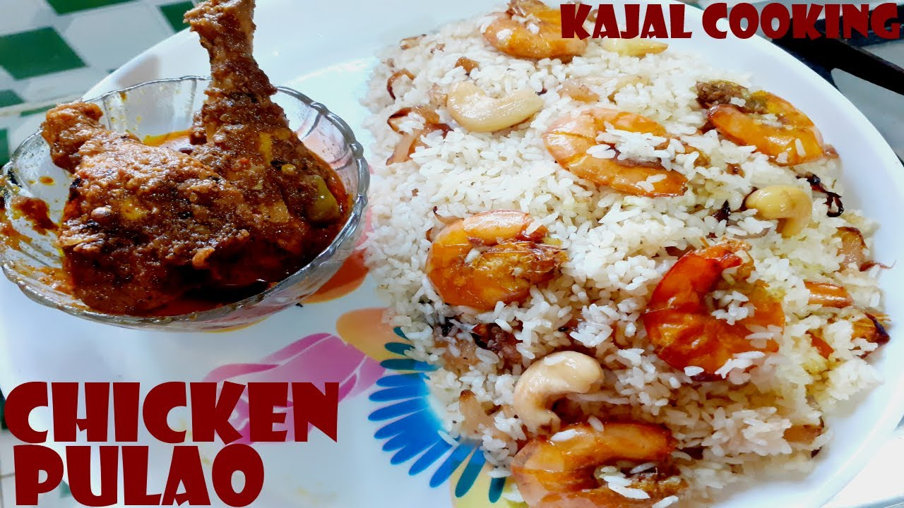 how to make pulao in bengali style
