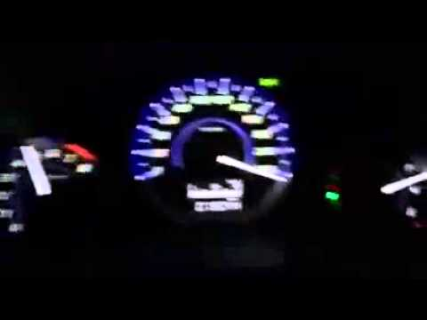 Free Flow Exhaust >> HONDA CITY I-VTEC TOP SPEED @ 220km/hr with way2speed Free flow exhaust - YouTube