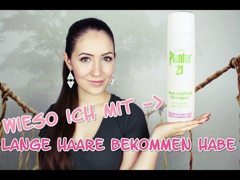 Schnell lange Haare mit Plantur 21 💆 - WARUM ES WIRKLICH FUNKTIONIERT ✅! | Diie Jule