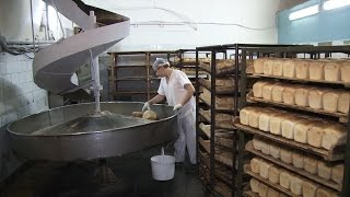 На хлебозаводе наградили лучших пекарей