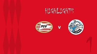 Samenvatting Jong PSV - FC Den Bosch (12-08-2019)