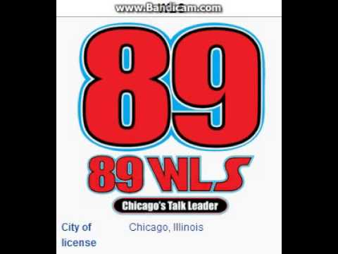 WLS 890 89 WLS Chicago, IL TOTH ID at 2:00 a.m. 8/23/2014