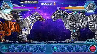 Super Transformer Robot Dinosaur Build and Fight Gameplay HD Part  8