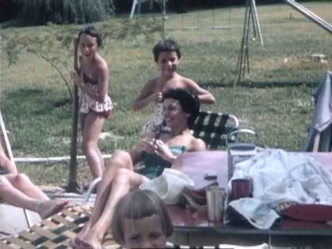 Saga of the Happy Wanderers - Obscure Public Domain Home Video Footage
