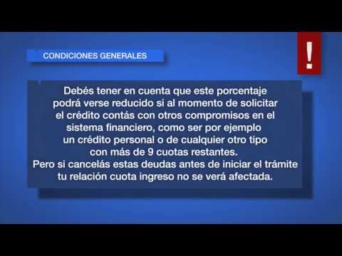Видео Créditos para vivienda banco bicentenario