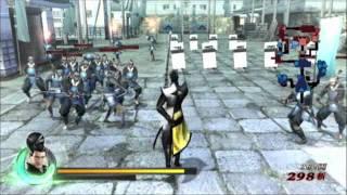 Sengoku BASARA 3 Utage Matsunaga Hisahide gameplay