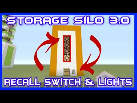 Up/Down Storage Silo v3.0 w/Recall Switch & Indicator Lights Tutorial
