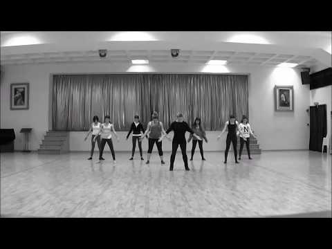 Contemporary Dance Basic Steps