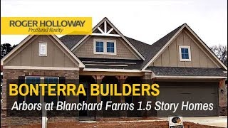 The Arbors at Blanchard Farms Homes for Sale Indian Trail NC 28079