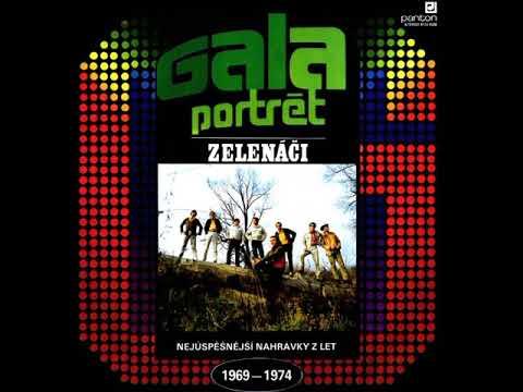 LP přepis - Galaportrét - Zelenáči