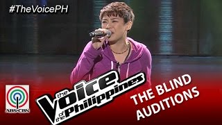 """The Voice of the Philippines Blind Audition """"Sweet Child of Mine"""" by Rita Martinez (Season 2)"""