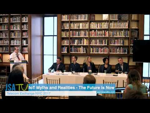 TEX NYC 2017: CEO Roundtable - IoT Myths and Realities