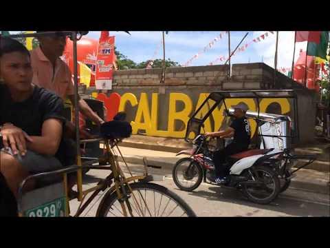 Calbayog City Fiesta Celebration 2016