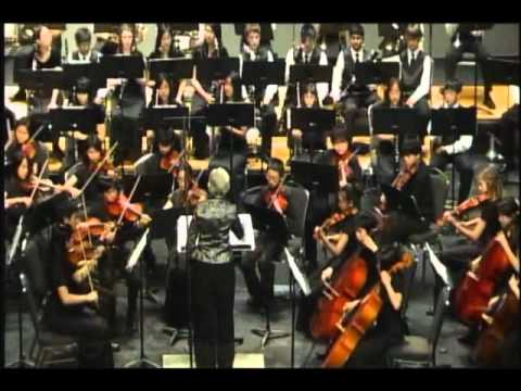The Lord of the Dance (Canyon Vista Middle School Full Orchestra TMEA 2011)