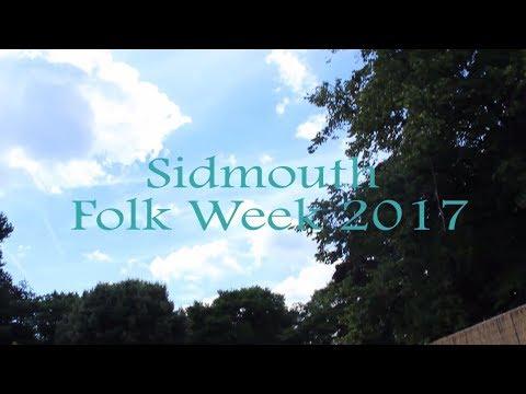 Sidmouth Folk Week 2017