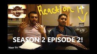 Game of Thrones Season 2 Episode 2 REACTION/REVIEW (Episode 1 Review)!!