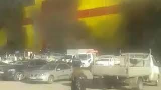 Пожар Синдика сегодня 08.10.2017
