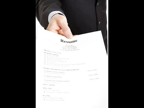 How To Send Resume To A Company By Email