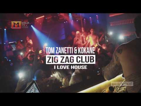 Tom Zanetti & Ko Kane - You Want Me (live) ft. Sadie Ama @ ZIG ZAG Club Malia Crete Greece
