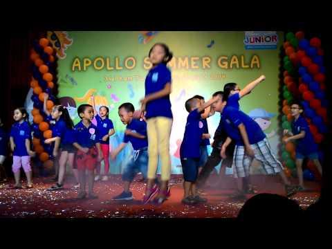What makes you beautiful dance - Apollo 36 Phạm Tuấn Tài