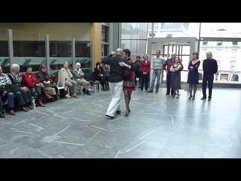 Antonio Llamas et Christine Lambert - Improvisatio...