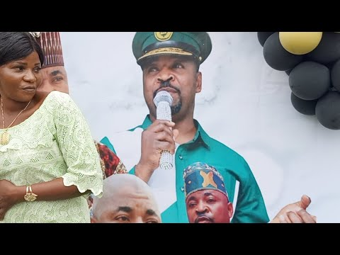 ARRIVALS OF PARTY GUEST AT MC OLUOMO'S BIRTHDAY CELEBRATION