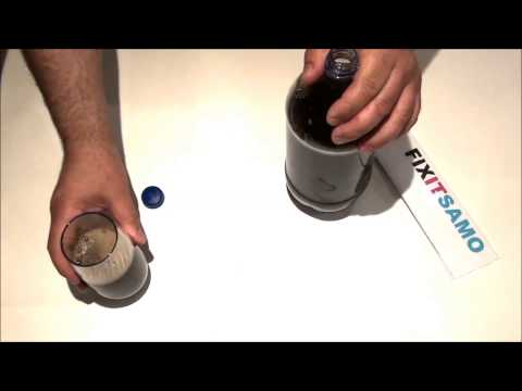 How to keep Fizz in your Soda!