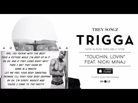 Trey Songz ft Nicki Minaj - Touchin, Lovin Official Audio Lyrics Vevo