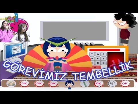 Görevimiz Tembellik Oynuyoruz - Eğlenceli Oyun Videosu - Funny Games