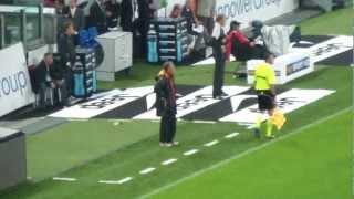 Il Sig.Zeman&JUVENTUS Stadium Juventus Vs Roma