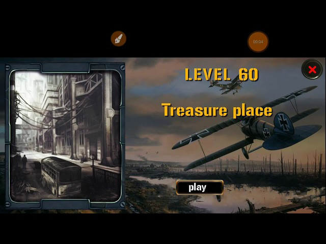 Expedition For Survival Level 60 TREASURE PLACE Walkthrough Game Guide HFG ENA