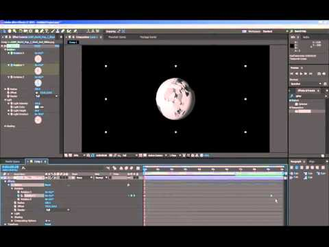 HOW TO MAKE GLOB NEWS ON AFTER EFFECT CC 2015 SPEED ART