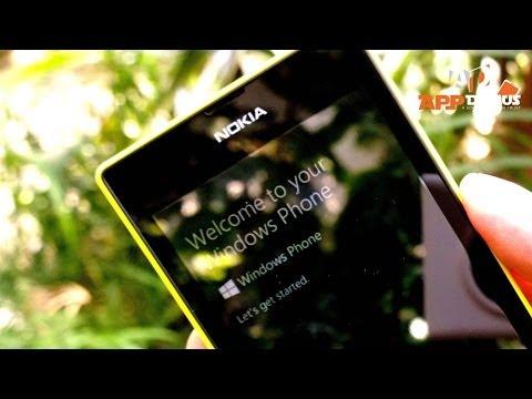 วิธีตั้งค่าเริ่มต้น Nokia Lumia & Windows Phone 8 #LoAxiom's Get started