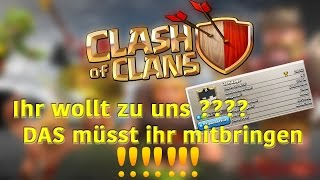Ihr wollt zu Zehaage ? Das solltet ihr mitbringen || CLASH OF CLANS || Let´s Play Clash of Clans
