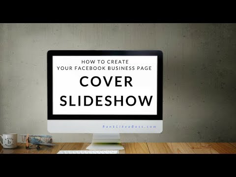 How to Create a Facebook Cover Slideshow [3:25] Tutorial
