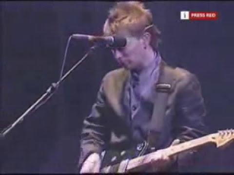 Radiohead - There There live (Subtitulos Español)