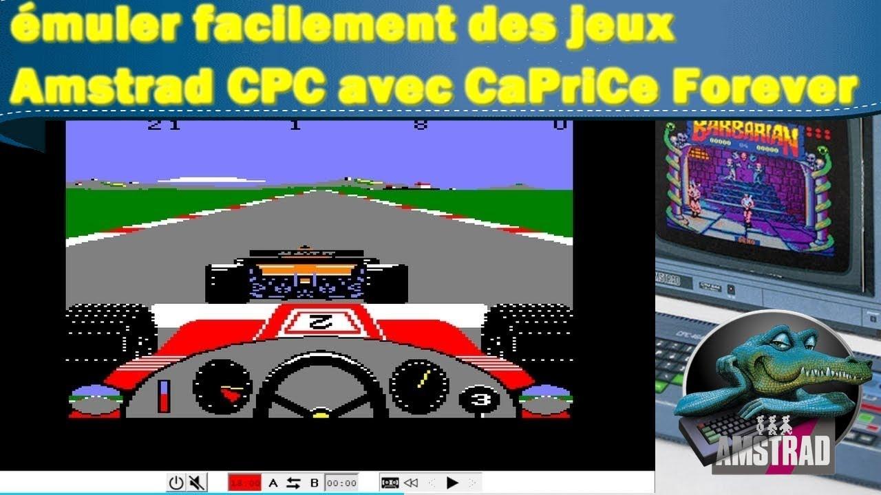 CPC 6128 GRATUIT AMSTRAD TÉLÉCHARGER JEUX