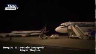 Emergenza Etna, Aeroporto Di Comiso Alternato