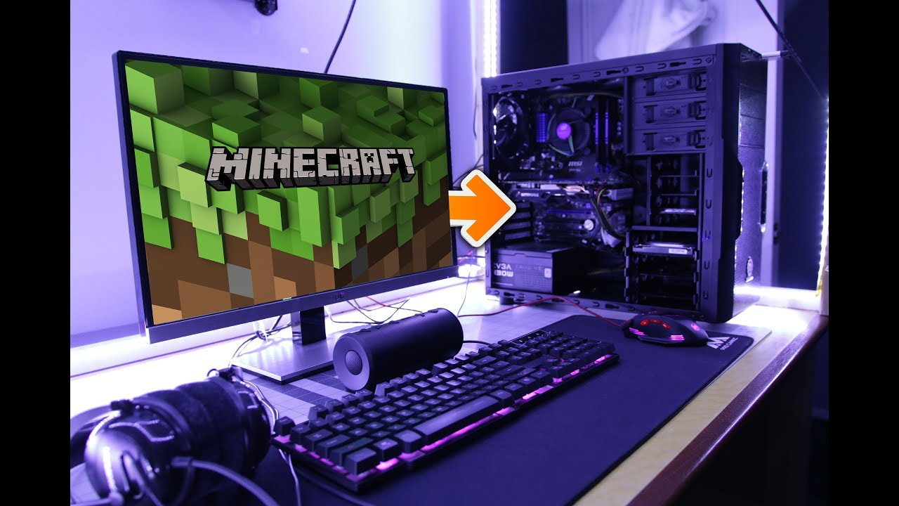 What's The Best Gaming PC For Minecraft?