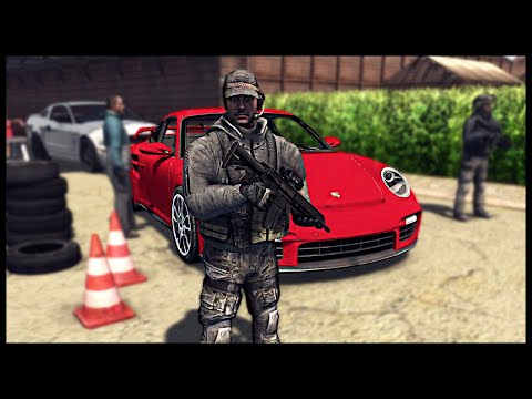 HUGE LUXURY ESTATE RAID! PMCs and Corporate Security Defend CEO - Men of War Red Rising Mod Gameplay