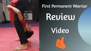 Review video by first permanent Warrior Nikhil | Best martial arts academy in Indirapuram