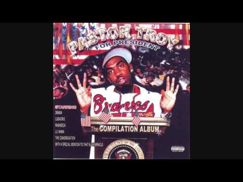 Pastor Troy: Pastor Troy For President -We Ready 2000[Track 13]