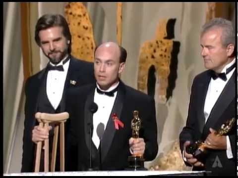 Forrest Gump Wins Visual Effects: 1995 Oscars