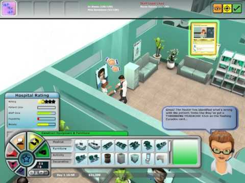 Lets Play Theme Hospital [Completed]