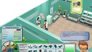 Обзор Hospital Tycoon