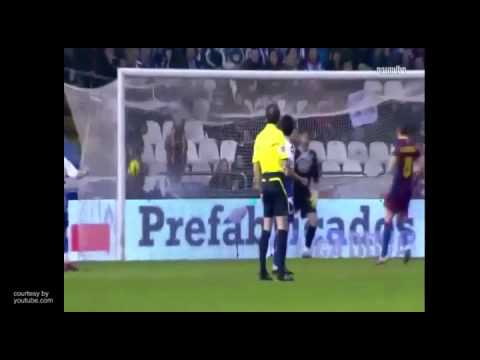 Gol-gol terbaik Lionel Messi (Barcelona) sepanjang