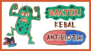Bakteri Kebal Antibiotik? Mp3