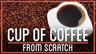 Would you Travel 5,000 Miles For a Cup of Coffee?